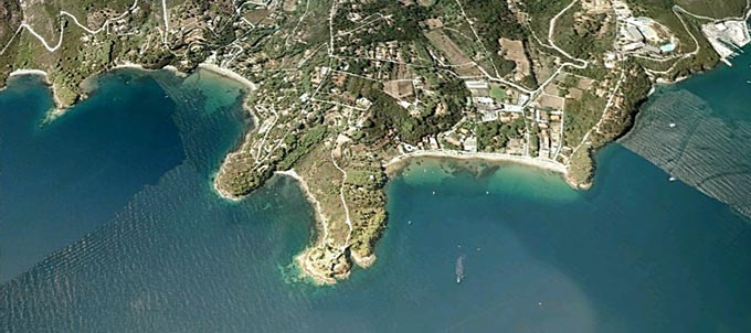 Naregno Bay, Island of Elba