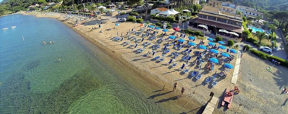 Isola d\'Elba Hotel Frank\'s | Sito ufficiale | Direttamente sulla ...